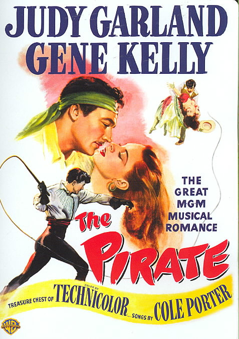 PIRATE BY KELLY,GENE (DVD)