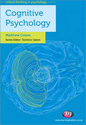Cognitive Psychology By Coxon, Matthew